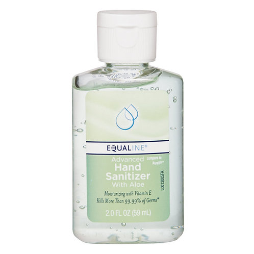 2 oz Pocket Hand Sanitizer with Aloe (24 Count)