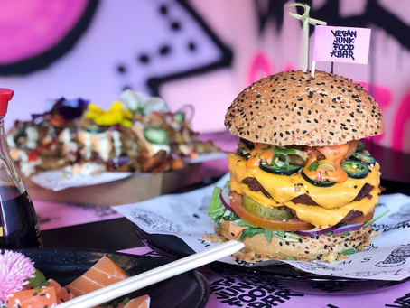 Vegan Junk Food Bar zoekt wereldwijd franchisenemers