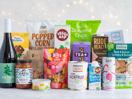 Veganbox komt met diervriendelijk kerstpakket