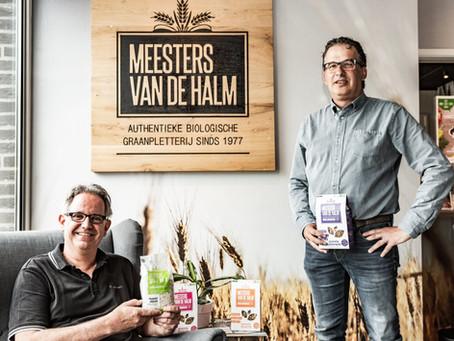 Meesters van De Halm wil 100% vegan merk worden