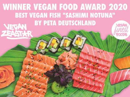 Wereldwijde aandacht voor Vegan Zeastar