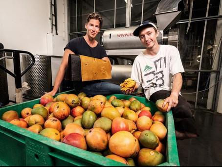 'Wij zagen een erg groot afvalprobleem op de Rotterdamse markt'