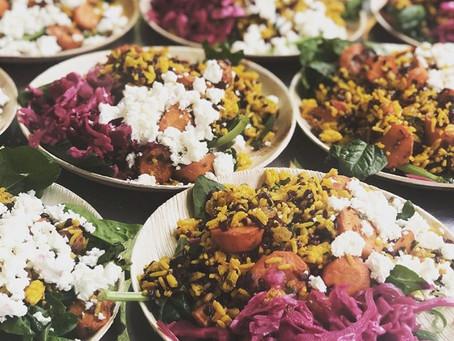 The Food Ninja lanceert website