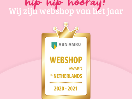 Boozyshop wint opnieuw webshop award