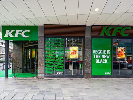 KFC onderzoekt mogelijkheden om vegan te gaan