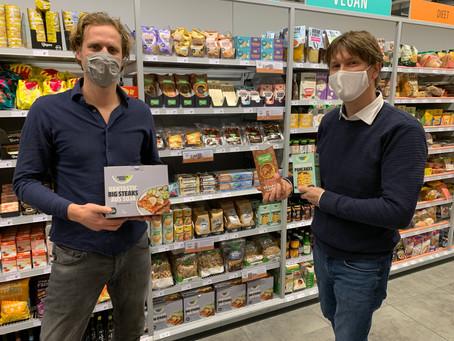 Brandplant introduceert Vantastic Foods bij Jumbo Maripaan