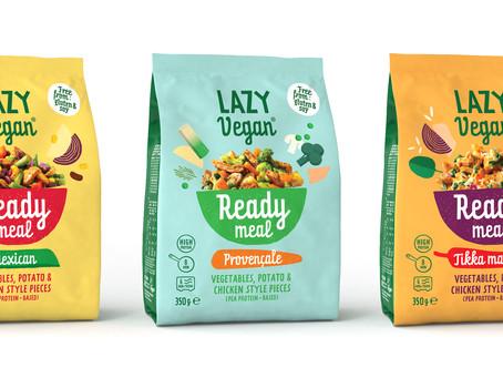 Lazy Vegan vanaf 14 april op ah.nl