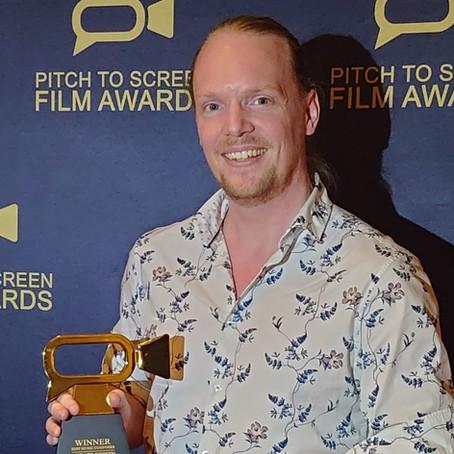 Componist Mark Wind wint Amerikaanse filmprijs