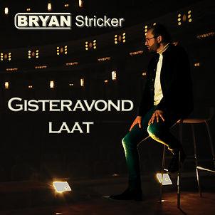 Cover Bryan Stricker Gisteravond laat 30