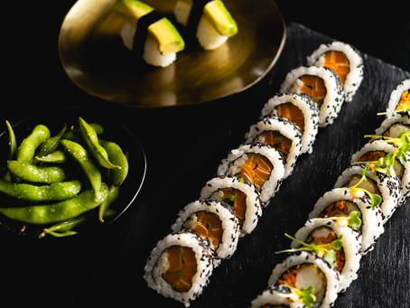 SushiPoint verkoopt vegan sushi