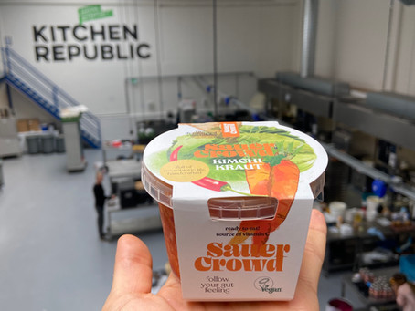 Gerestylde producten SauerCrowd naar Lidl