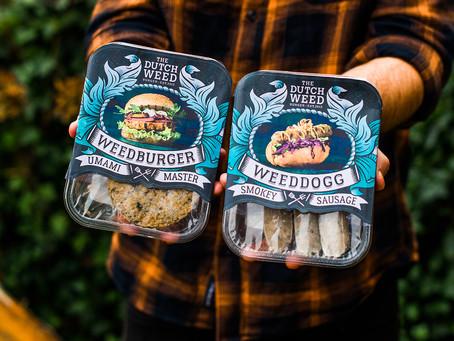 AH neemt The Dutch Weed Burger op in assortiment