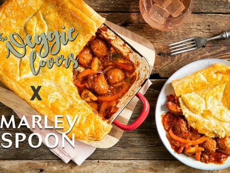 Vegan producten van The Veggie Lovers in Marley Spoon box