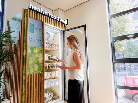 Health Food Wall lanceert nieuwe website
