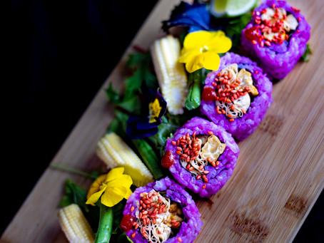 Plant Based Sushi terug naar Amsterdam-Noord