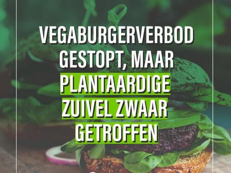Europees Parlement: 'Vegan burger mag, zuivelverbod aangescherpt'