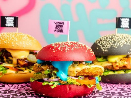 Vegan Junk Food Bar opent vestiging in Eindhoven