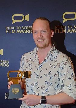 Mark Wind wint Amerikaanse filmprijs