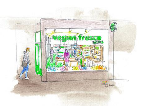 Vegan Fresco start crowdfundingsactie
