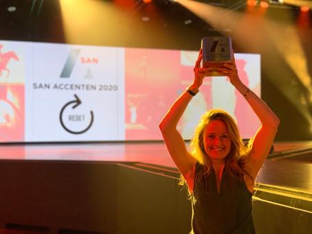Green Food Lab wint SAN-award