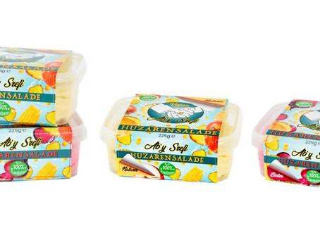 Ab'y Srefi verbetert smaak, structuur én verpakking