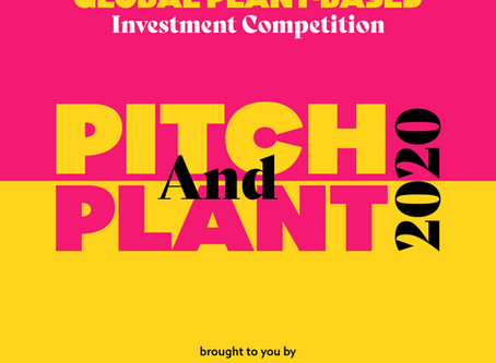 Nieuwe investeringswedstrijd voor vegan ondernemers gelanceerd