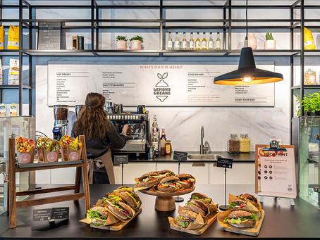 Koffiecorner Universiteit Twente is 'zeker 50% vegan'