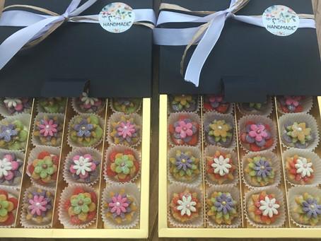 Saida Sweets heet voortaan The Hightea Box