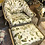 Thumbnail: Bentwood chair and ottoman