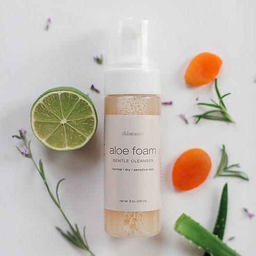ALOE FOAM | Sensitive Skin Cleanser