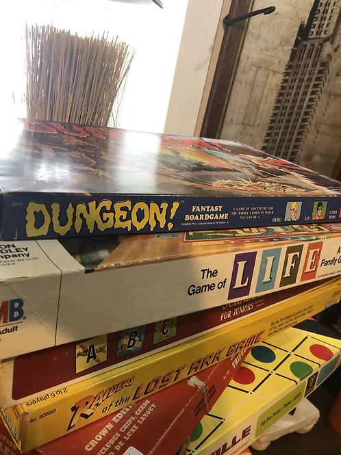 Vintage board games 10.00 each!