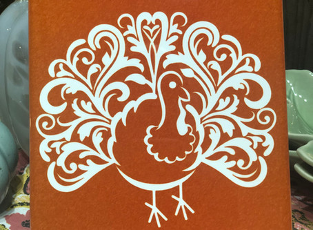 I Am Thankful....