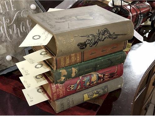 G.A. Henty Books