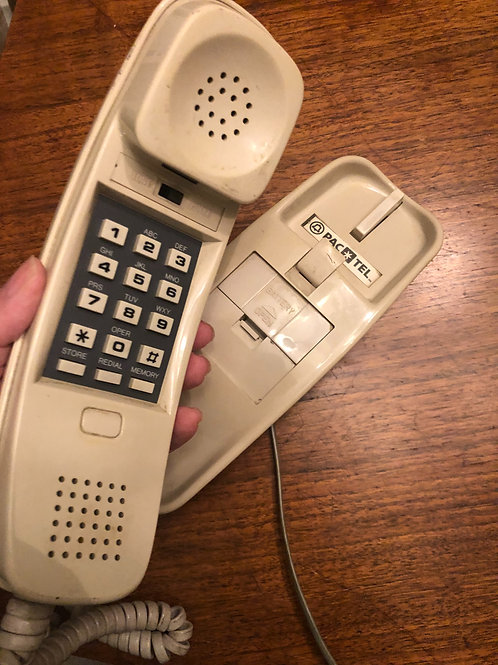 Vintage glamour phone