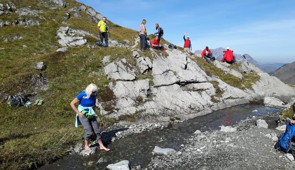 2018-09 Wanderung Lauftreff Lechtal (22)