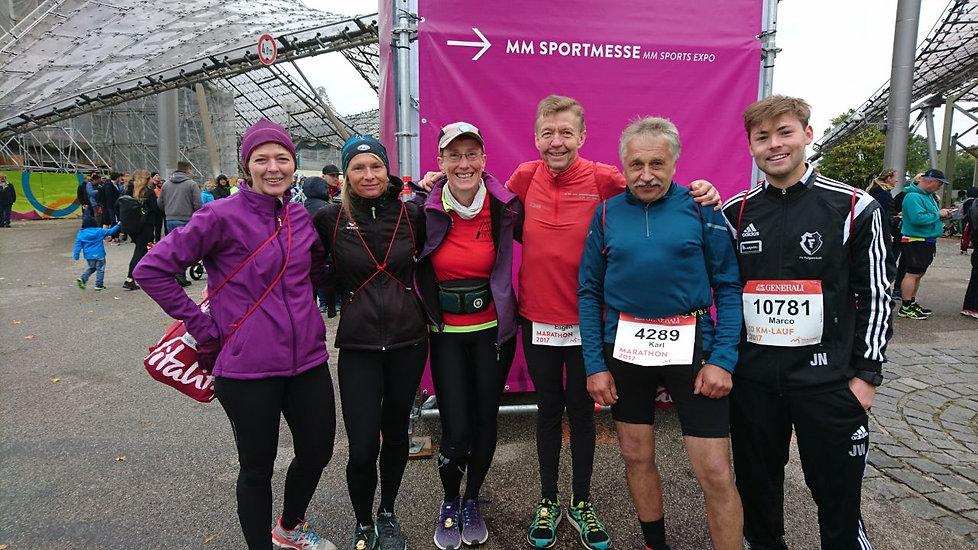 2017-10-08-So 32. Marathon München 2017