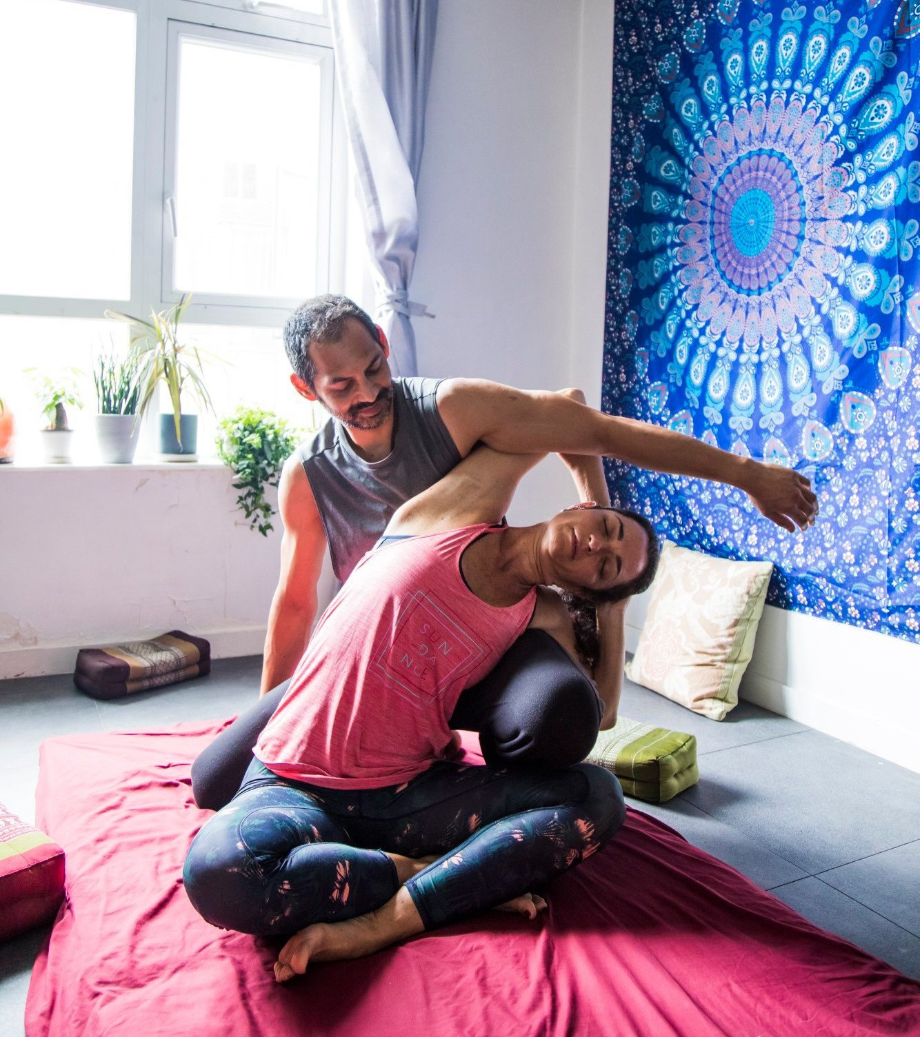 Thai Dynamic Therapeutics Massage