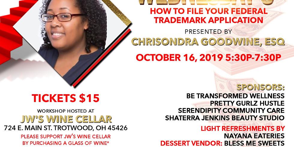 Workshop Wednesday: Trademarks