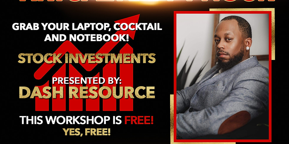 Workshop Wednesday's Virtual Happy Hour: Stock Investments