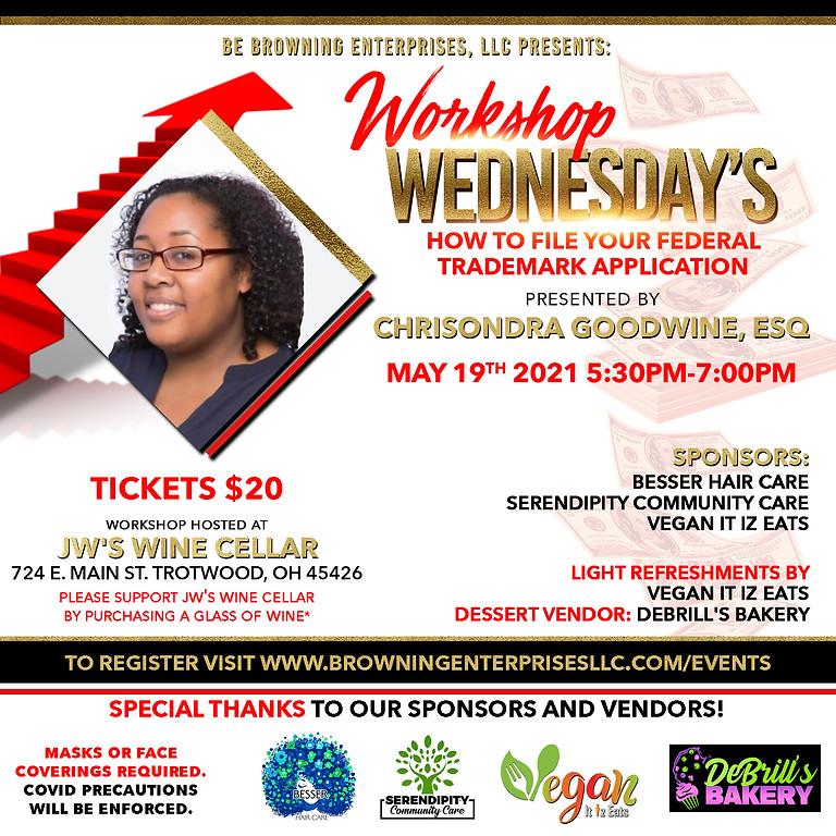 Workshop Wednesday's: Trademarks