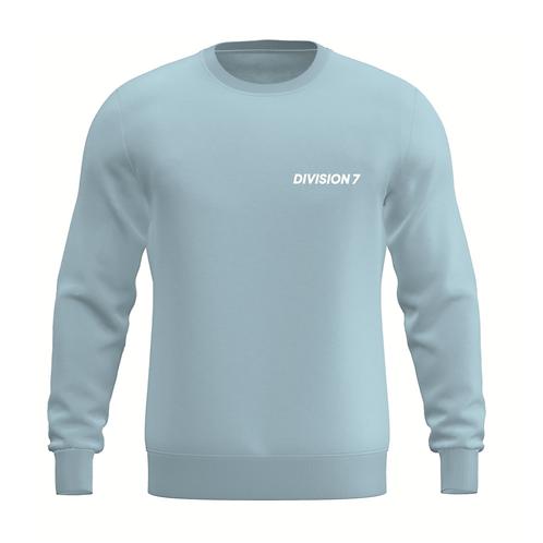 Division 7 - Sweatshirt (light blue)