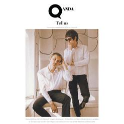 Tellus i intervju på QANDA Magazine/Intervjun.com