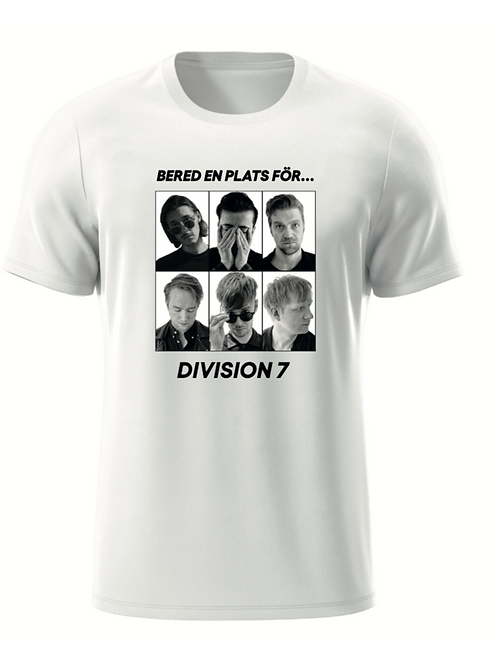 Division 7 - T-shirt