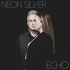 Neon Silver - Echo - Omslag.png