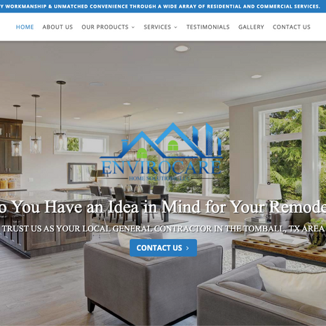 Client: Enviro Home Care Solutions LLC