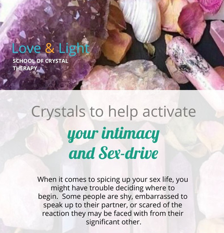 Crystals and sex