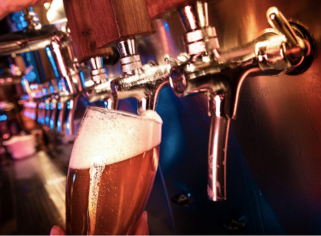 Draft Beer vs. Canned and Bottled Beer
