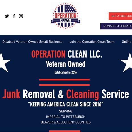 Client: Operation Clean LLC