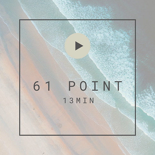 61 Point Meditation