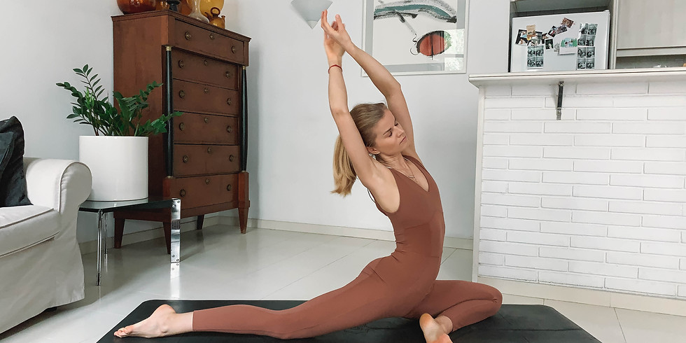 Yin & Yang Yoga (donation based)